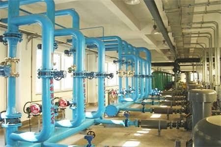 轻合金公司生产废水回用工程-工业废水处理-大连盛源环保工程设备有限公司