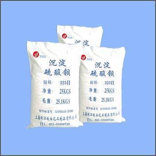 沉淀硫酸钡 良心厂家 品质值得信赖-上海跃江钛白化工制品有限公司(二氧化钛)