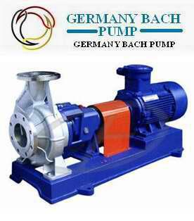 进口化工流程泵,(德国巴赫泵业)-上海凡而阀门有限责任公司
