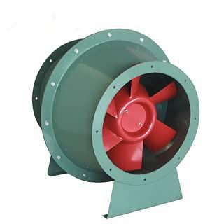 GXF-C斜流排风机、直通管道通风机-德州志尚通风设备有限公司