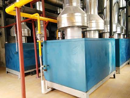 模块化燃气锅炉系统特点-渭南一德工贸有限公司