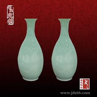 插花礼品花瓶,陶瓷礼品花瓶-景德镇市唐龙陶瓷公司