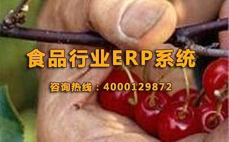 食品行业ERP 食品厂管理系统 食品贸易公司ERP 就找北京达策