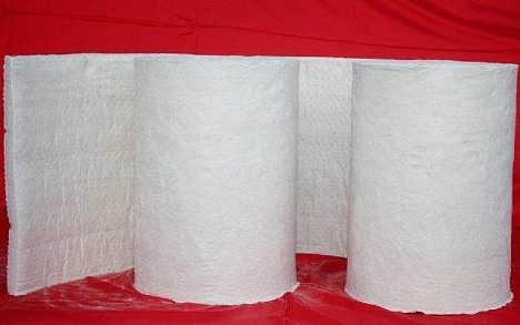 郑州硅酸铝纤维毯生产厂家-河南省新密市金三角耐火材料厂