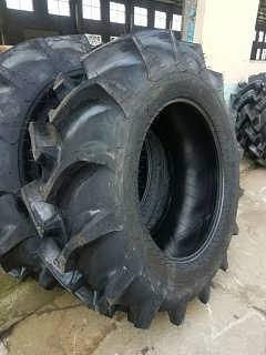 【厂家 供应】18.4-38农用水田高花轮胎 农用胎 正品三包-潍坊市金鹏达橡胶制品有限公司销售部
