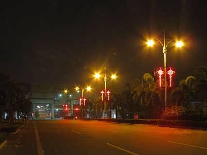 河南郑州市政亮化工程设计施工-河南梵之缘光电科技有限公司