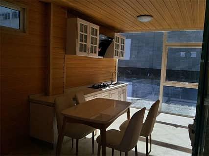 德州活动房  青岛彩钢板封顶 焊接式防风威海彩钢房-天津祈虹彩钢钢构有限公司.