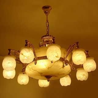 客厅大灯 别墅客厅灯具 别墅客厅吊灯-中山市雅云灯饰有限公司