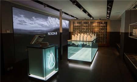 深圳手表展示台设计