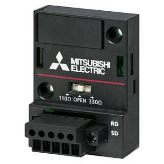 DFX5-485-B 三菱PLC RS-485通信功能扩展板 FX5-485-广州圆丰自动化科技有限公司销售部