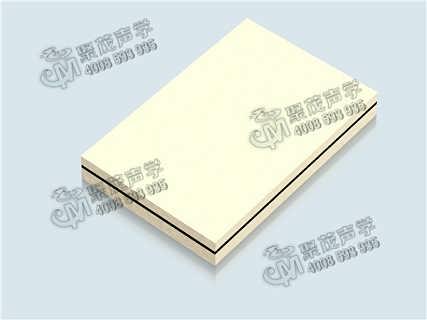 隔音吸音材料 无机纤维喷涂优越的特点-广州聚茂声学科技有限公司