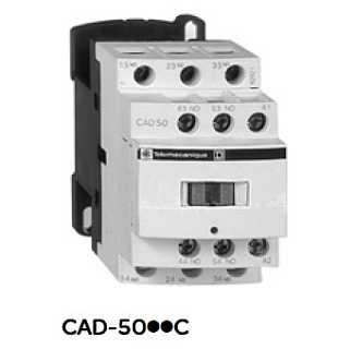 施耐德CAD控制继电器原装正品假一赔十