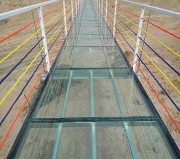 景区吊桥供应商/重庆趣桥/新乡市升瑞游乐设备有限公司
