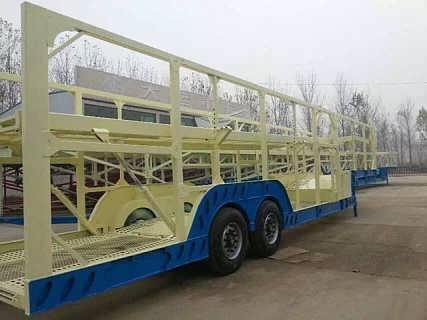 中置轴轿运车  梁山生产厂家-济宁隆庆汽车销售有限公司