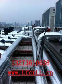电厂不锈钢管道保温防腐铁皮保温工程施工队