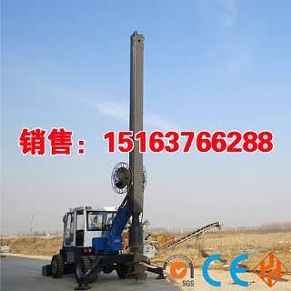卓信销售 180型履带式旋挖钻机 工程履带式旋挖钻机