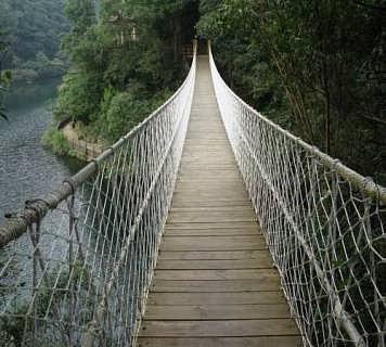 景区吊桥定制 湖北丛林穿越拓展 新乡市升瑞游乐设备有限公司
