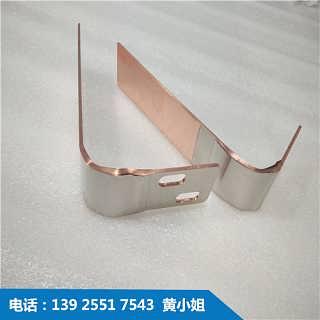 两头镀软连接铜带 铜箔软连接品种齐全