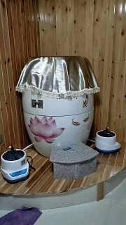 中药熏蒸排毒活瓷能量熏蒸缸的价钱