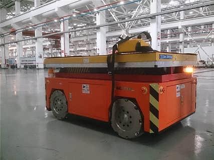 讨论智能搬运AGV小车的应用目的