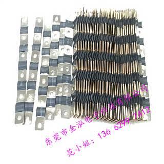 高压用铜箔软连接  T2t铜箔软连接专业报价
