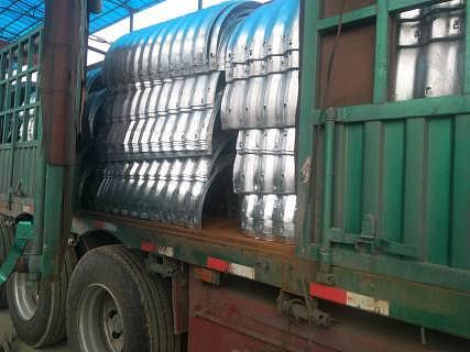 供应金属波纹管 螺纹管 波纹排水管衡水力能厂家供应