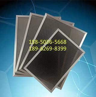 光触媒滤网 空气除臭氧除甲醛除VOC
