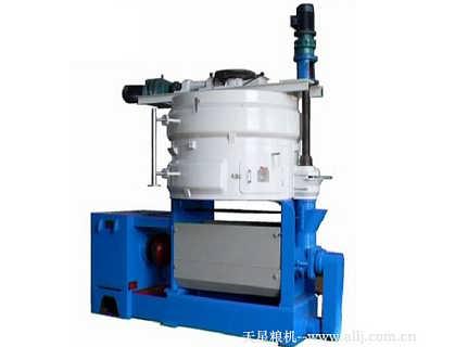 花生油榨油机 花生油压榨设备 安粮LYZX24低温螺旋榨油机