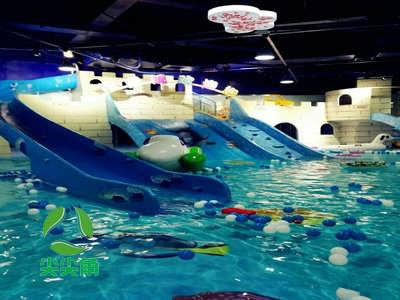 升隆儿童水上主题乐园财富新坐标