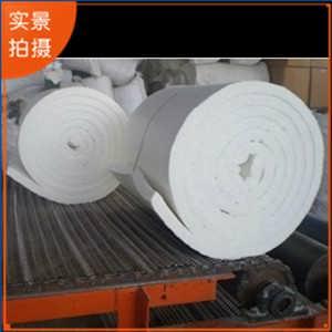 山东供应硅酸铝保温毯 硅酸铝针刺毯 平铺毯