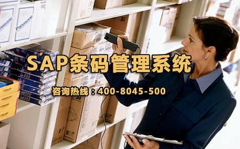 四川仓库条码管理方案 SAP条码管理系统 首推重庆达策SAP咨询公司