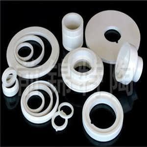 高铝管/氧化铝陶瓷管制造厂家