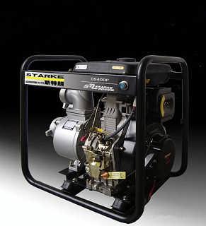 1.5寸柴油动力高压水泵