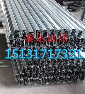 大棚几字型钢加工厂家定做弧度和长度