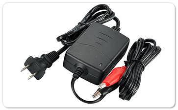 4.2V1.7A锂电池充电器桌面式4.2V1700MA锂电池充电器