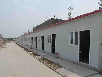 内蒙古赤峰低价异型活动房-天津祈虹彩钢钢构有限公司销售部