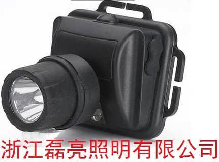 佩戴式防爆强光头灯 LED强光头灯  带信号指示头戴灯 LL8300头戴式防