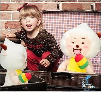 电动毛绒玩具  喜羊羊电动玩具批发|哈一代中高端儿童智能玩具品牌诚招代理