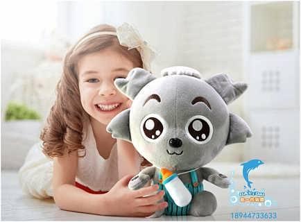 东莞喜羊羊电动智能玩具厂家|哈一代智能玩具――小朋友们的玩具伴侣