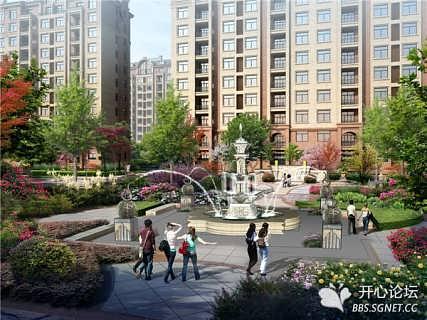 山东青岛景观设计威海园林景观设计