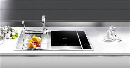 广东佛山水槽洗碗机,浩泽水槽洗碗机,商用洗碗机原理