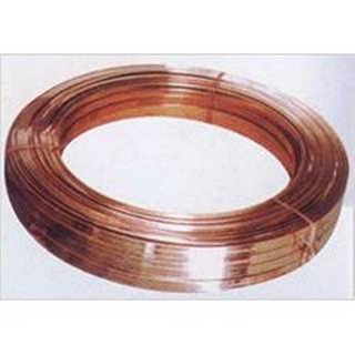 生产直销 T2红铜方线 首饰红铜扁线 非标订做-深圳沪宝金属材料有限公司