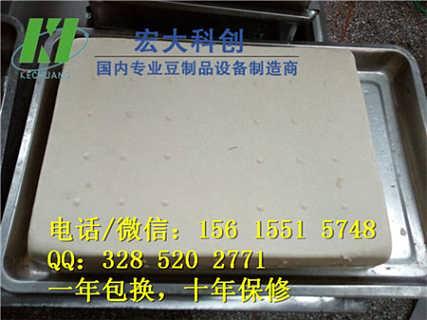 广东东莞全自动豆腐机械厂家-豆制品机械厂家_济南宏大科创机械技术有限责任公司