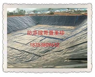 河南猪场黑膜周口黑膜沼气池价格-山东金驰华易工程材料有限公司营销部