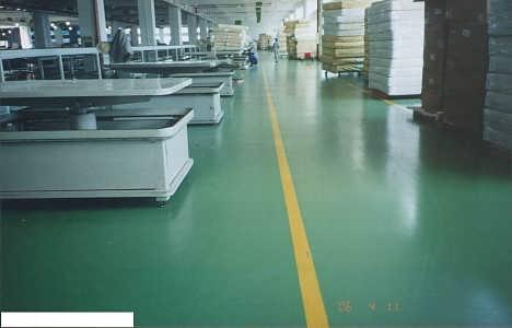 淄博金刚砂耐磨料价格比水泥还低-山东泽瑞新材料科技有限公司华东