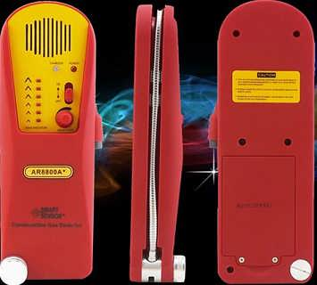 上海煤气泄漏检测仪AR8800A+用途-连云港金升科技有限公司(销售部)