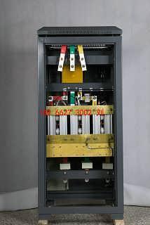 铜陵市上料机起动柜 320kW在线式软启动柜 MNS低压抽出式开关柜-浙江罗卡电气有限公司销售部
