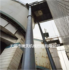 建筑原料 水泥粉料 化工粉料的专业输送设备 瑞天管链输送机 规格齐全-无锡市瑞天机械制造有限公司