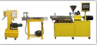 东莞锡华实验室小型挤出机 试验型硅橡胶挤出机 塑料造粒机-东莞市锡华检测仪器有限公司
