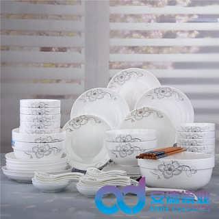 活动礼品餐具 瓷器摆台餐具-江西景德镇安德瓷业有限公司